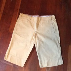 Yellow Long Shorts from G1 Spring Goods